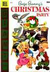 Dell Giant Comics: Bugs Bunny's Christmas Party #6 comic books - cover scans photos Dell Giant Comics: Bugs Bunny's Christmas Party #6 comic books - covers, picture gallery