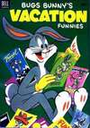 Dell Giant Comics: Bugs Bunny's Vacation Funnies #3 comic books - cover scans photos Dell Giant Comics: Bugs Bunny's Vacation Funnies #3 comic books - covers, picture gallery