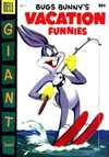 Dell Giant Comics: Bugs Bunny's Vacation Funnies #5 comic books - cover scans photos Dell Giant Comics: Bugs Bunny's Vacation Funnies #5 comic books - covers, picture gallery