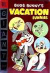 Dell Giant Comics: Bugs Bunny's Vacation Funnies #6 comic books - cover scans photos Dell Giant Comics: Bugs Bunny's Vacation Funnies #6 comic books - covers, picture gallery