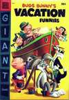 Dell Giant Comics: Bugs Bunny's Vacation Funnies #7 comic books - cover scans photos Dell Giant Comics: Bugs Bunny's Vacation Funnies #7 comic books - covers, picture gallery