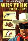 Dell Giant Comics: Lone Ranger's Western Treasury comic books