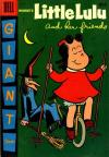 Dell Giant Comics: Marge's Little Lulu & her Friends comic books