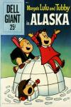 Dell Giant Comics: Marge's Lulu and Tubby in Alaska #1 comic books for sale