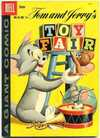 Dell Giant Comics: Tom & Jerry's Toy Fair comic books