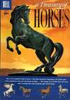 Dell Giant Comics: Treasury of Horses comic books
