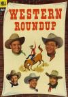 Dell Giant Comics: Western Roundup #3 comic books for sale