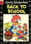 Dell Giant Comics: Woody Woodpecker Back to School #3 comic books - cover scans photos Dell Giant Comics: Woody Woodpecker Back to School #3 comic books - covers, picture gallery