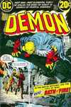 Demon #2 comic books - cover scans photos Demon #2 comic books - covers, picture gallery