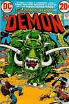 Demon #3 comic books - cover scans photos Demon #3 comic books - covers, picture gallery