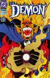 Demon #25 comic books - cover scans photos Demon #25 comic books - covers, picture gallery