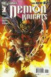 Demon Knights #1 Comic Books - Covers, Scans, Photos  in Demon Knights Comic Books - Covers, Scans, Gallery