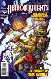 Demon Knights #22 comic books for sale