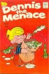 Dennis the Menace #44 Comic Books - Covers, Scans, Photos  in Dennis the Menace Comic Books - Covers, Scans, Gallery