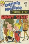 Dennis the Menace Pocket Full of Fun #24 comic books for sale