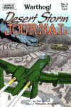 Desert Storm Journal #5 comic books for sale