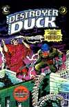 Destroyer Duck #2 comic books - cover scans photos Destroyer Duck #2 comic books - covers, picture gallery