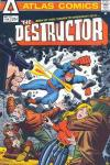 Destructor Comic Books. Destructor Comics.
