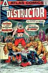 Destructor #3 Comic Books - Covers, Scans, Photos  in Destructor Comic Books - Covers, Scans, Gallery