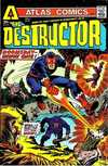 Destructor #4 comic books - cover scans photos Destructor #4 comic books - covers, picture gallery