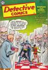Detective Comics #213 Comic Books - Covers, Scans, Photos  in Detective Comics Comic Books - Covers, Scans, Gallery