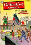 Detective Comics #214 Comic Books - Covers, Scans, Photos  in Detective Comics Comic Books - Covers, Scans, Gallery
