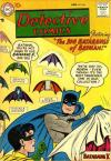 Detective Comics #244 comic books for sale