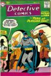 Detective Comics #264 comic books - cover scans photos Detective Comics #264 comic books - covers, picture gallery