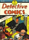 Detective Comics #29 Comic Books - Covers, Scans, Photos  in Detective Comics Comic Books - Covers, Scans, Gallery