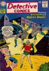 Detective Comics #290 comic books - cover scans photos Detective Comics #290 comic books - covers, picture gallery