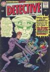 Detective Comics #343 Comic Books - Covers, Scans, Photos  in Detective Comics Comic Books - Covers, Scans, Gallery