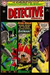Detective Comics #350 comic books - cover scans photos Detective Comics #350 comic books - covers, picture gallery
