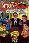 Detective Comics #357 comic books - cover scans photos Detective Comics #357 comic books - covers, picture gallery