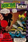 Detective Comics #360 comic books - cover scans photos Detective Comics #360 comic books - covers, picture gallery
