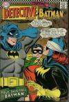 Detective Comics #363 comic books - cover scans photos Detective Comics #363 comic books - covers, picture gallery