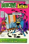 Detective Comics #364 comic books - cover scans photos Detective Comics #364 comic books - covers, picture gallery