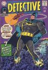 Detective Comics #368 comic books - cover scans photos Detective Comics #368 comic books - covers, picture gallery