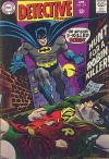 Detective Comics #374 comic books - cover scans photos Detective Comics #374 comic books - covers, picture gallery
