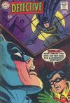 Detective Comics #376 comic books - cover scans photos Detective Comics #376 comic books - covers, picture gallery