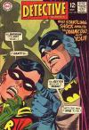 Detective Comics #380 comic books - cover scans photos Detective Comics #380 comic books - covers, picture gallery