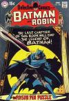 Detective Comics #398 Comic Books - Covers, Scans, Photos  in Detective Comics Comic Books - Covers, Scans, Gallery