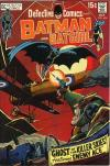 Detective Comics #404 comic books - cover scans photos Detective Comics #404 comic books - covers, picture gallery