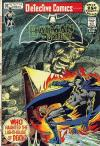 Detective Comics #414 comic books - cover scans photos Detective Comics #414 comic books - covers, picture gallery