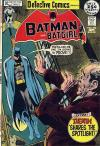 Detective Comics #415 comic books - cover scans photos Detective Comics #415 comic books - covers, picture gallery