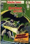 Detective Comics #416 comic books - cover scans photos Detective Comics #416 comic books - covers, picture gallery