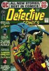 Detective Comics #425 comic books - cover scans photos Detective Comics #425 comic books - covers, picture gallery