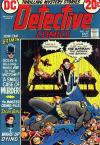 Detective Comics #427 comic books - cover scans photos Detective Comics #427 comic books - covers, picture gallery