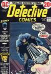 Detective Comics #428 comic books - cover scans photos Detective Comics #428 comic books - covers, picture gallery