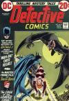Detective Comics #429 comic books - cover scans photos Detective Comics #429 comic books - covers, picture gallery