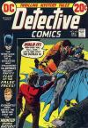 Detective Comics #430 comic books - cover scans photos Detective Comics #430 comic books - covers, picture gallery